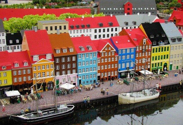 Леголенд в Дании