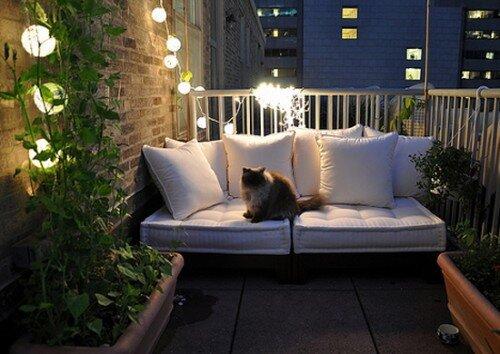 Озеленение балконов и лоджий
