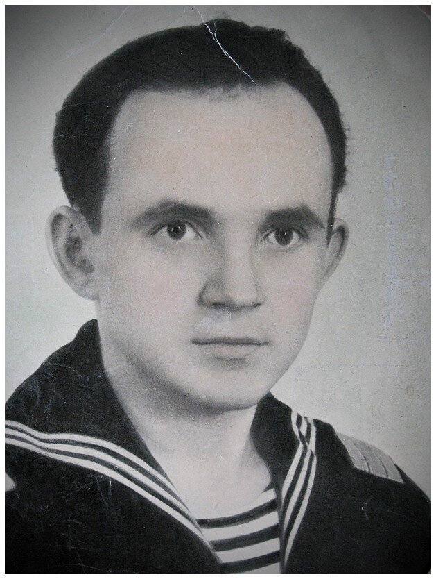 Портрет Касаткина Павла
