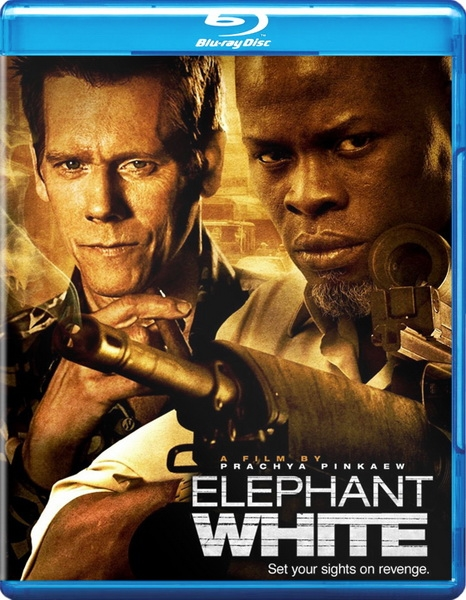 ����� ���� / Elephant White (2011/HDRip)