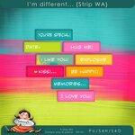 «I`m Different» 0_63ec9_ff1664ee_S