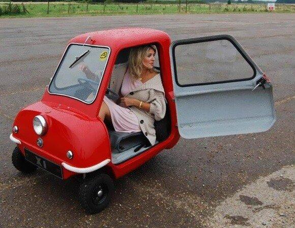 фото самые маленькие автомобили