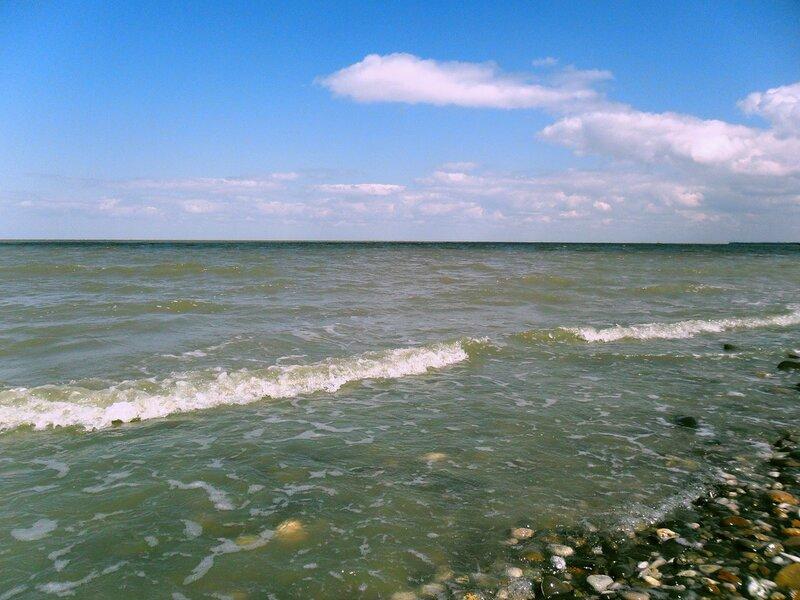На апрельских берегах, на своих двоих ногах ... SAM_7673.jpg