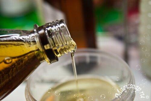 """""""Пина-колада"""" самоэмульгирующийся сахарный скраб (фото-рецепт)"""