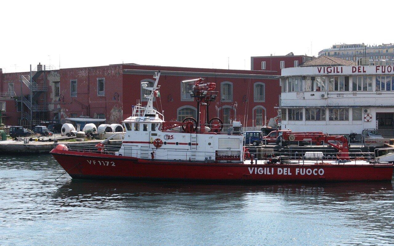 Пожарно-спасательный катер