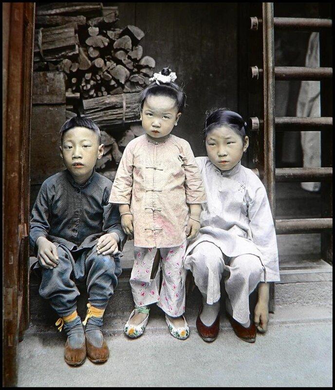 OLD CHINA 1916