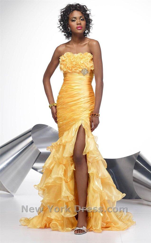 Дизайнерские платья - Alyce Prom 2011.