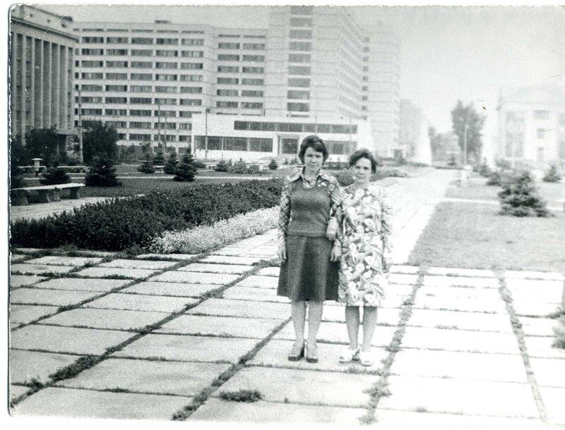 1970-е годы