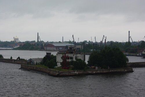 В Хельсинки на пароме, июль 2011