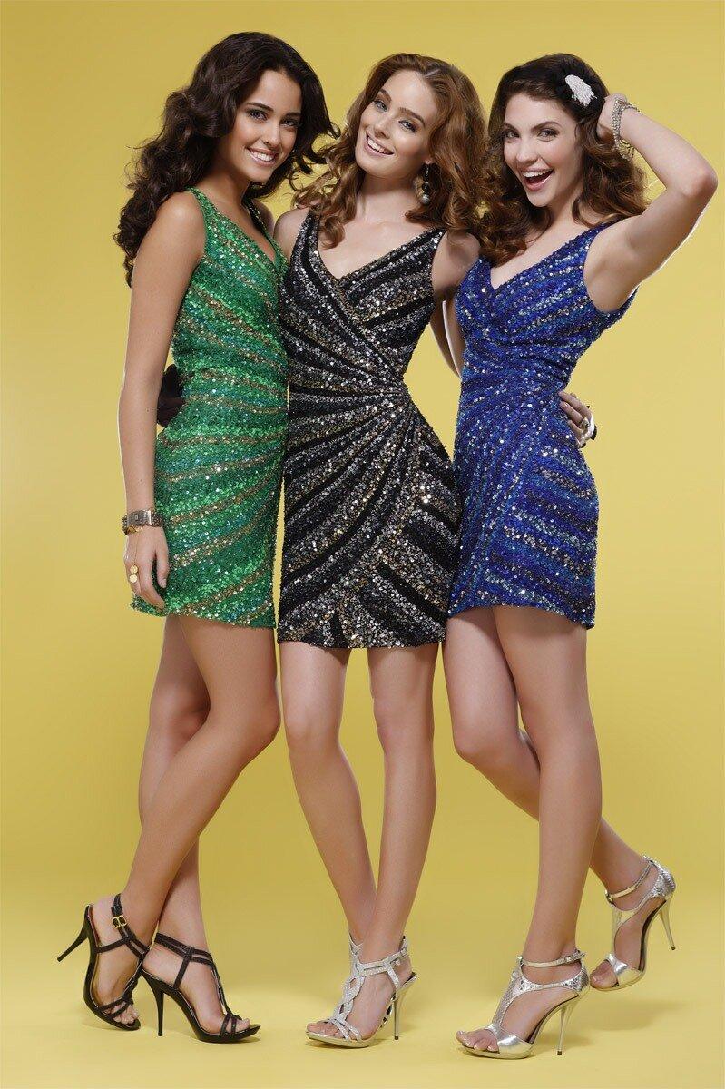 Дизайнерские платья - Scala Collection 2011.  Оригинал записи и...
