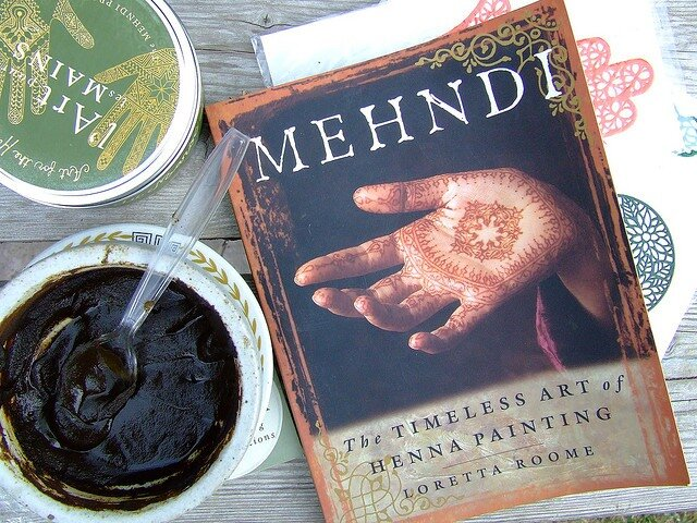 Мехенди (mehndi)