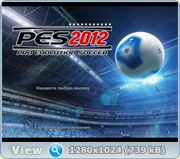 Pro Evolution Soccer 2012 (2011/Beta/Repack)
