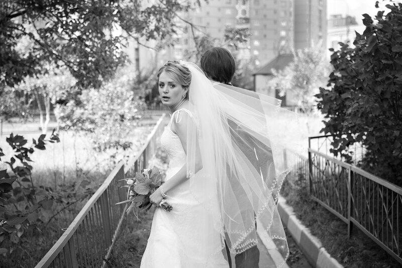 профессиональные свадебные фотографии
