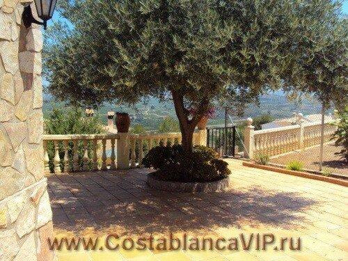 вилла в Monte Corona, вилла в Испании, недвижимость в Испании, дом в Испании, Коста Бланка, CostablancaVIP
