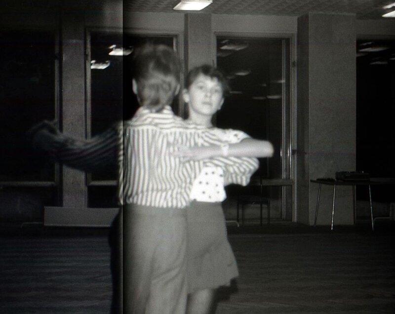 Тренировка танцевальной пары