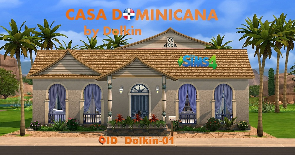 Casa Dominicana by Dolkin
