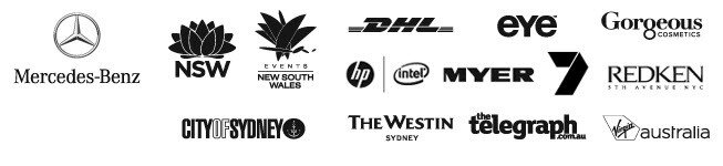 Партнёры Неделя Моды Австралия Сидней