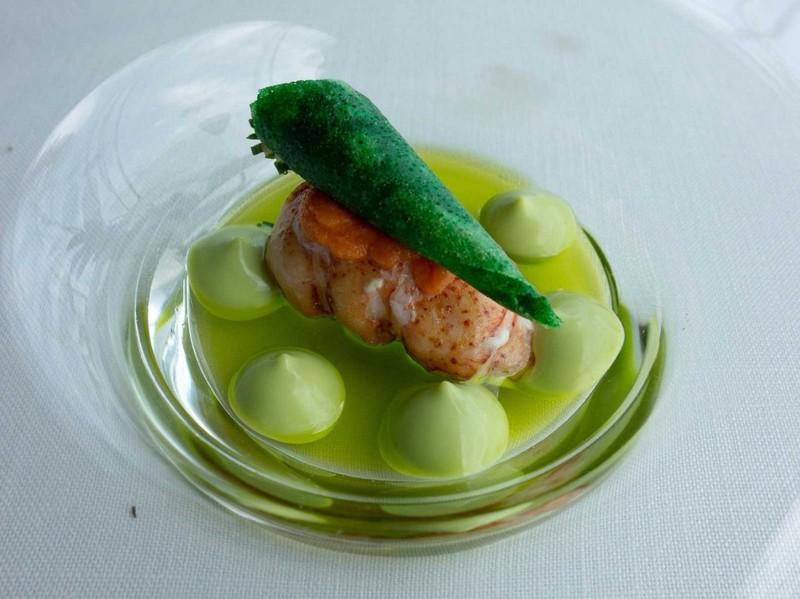 19. Azurmendi Ларрабесуа, Испания Место в списке прошлого года: 26 Сколько лет в списке: 2 Шеф-повар