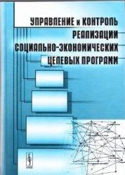 Книга Управление и контроль реализации социально-экономических целевых программ