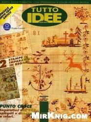 Tutto Idee Lavori Speciale Punto Croce Antico 1995