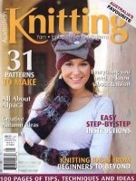 Журнал Australian Knitting №1 2009 jpg 65Мб
