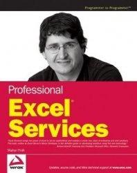 Книга Professional Excel Services