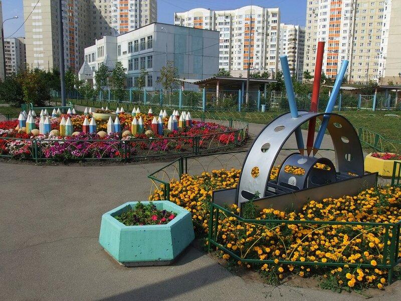 Детские сады бутова