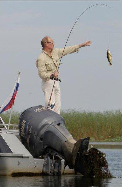 Не бережёшь ты себя, Юрий Венедиктович, всё о России думаешь… Отдохнуть тебе надо!