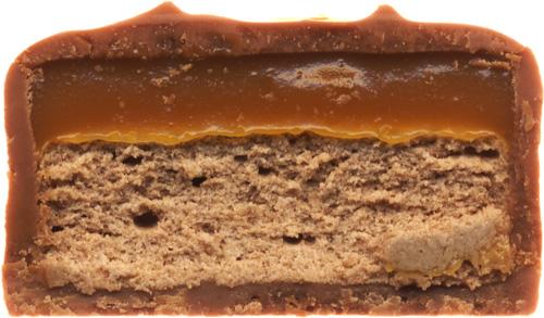 Шоколадки в разрезе