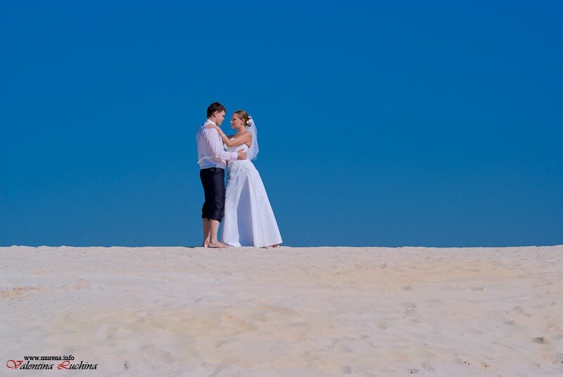 Маша & Дима. Свадебная съёмка