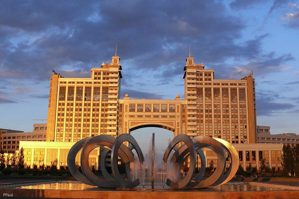 веерняя Астана