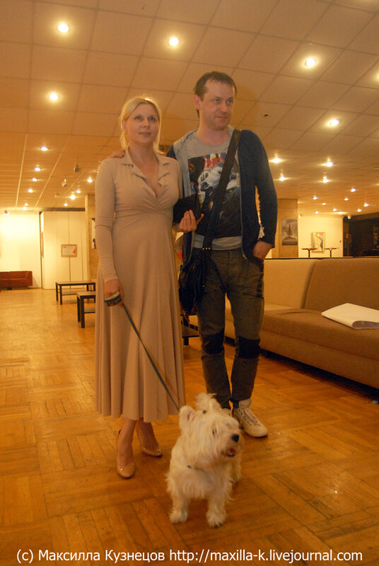 Троянова, Сигарев и Эмма