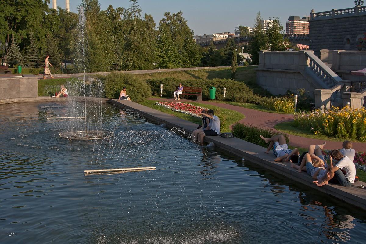 Москва 2011-07-16