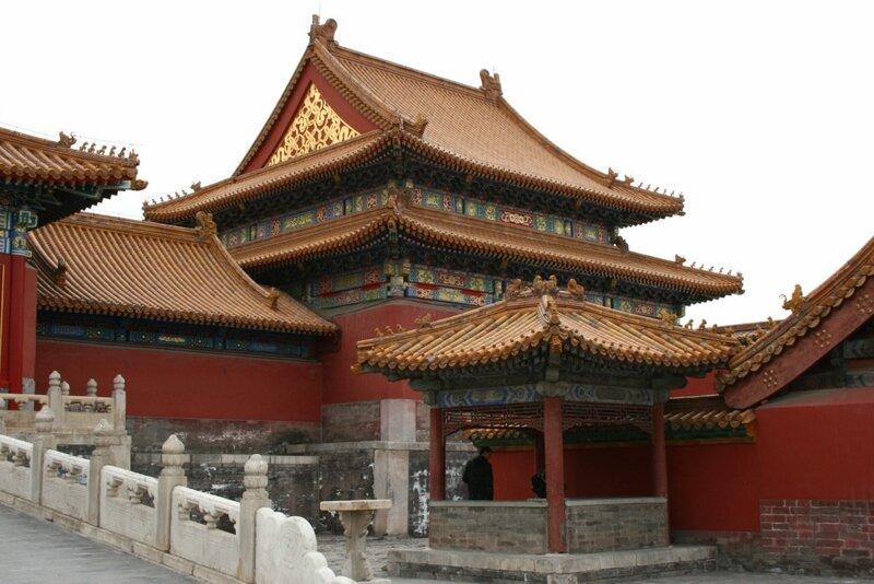 Катай, Пекин, Запретный город Гугун