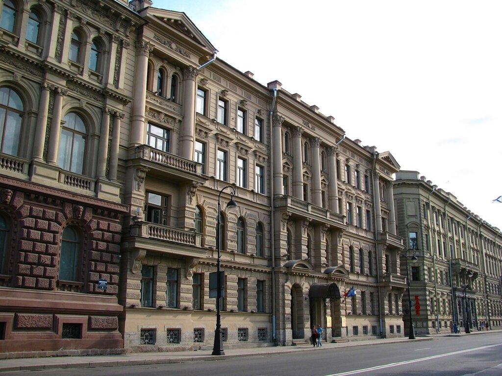 Доходный дом О.Н.Рукавишниковой