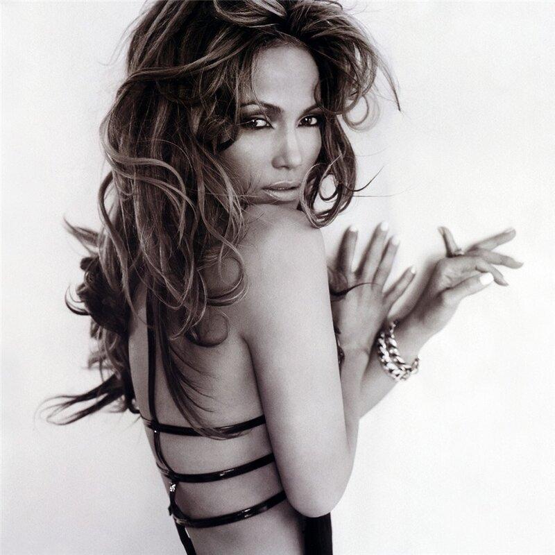 Jennifer Lopez by Tony Duran