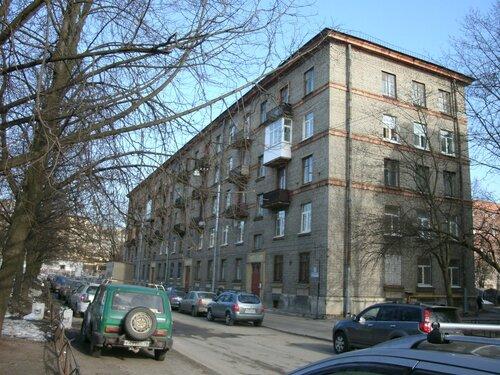 Новолитовская ул. 11