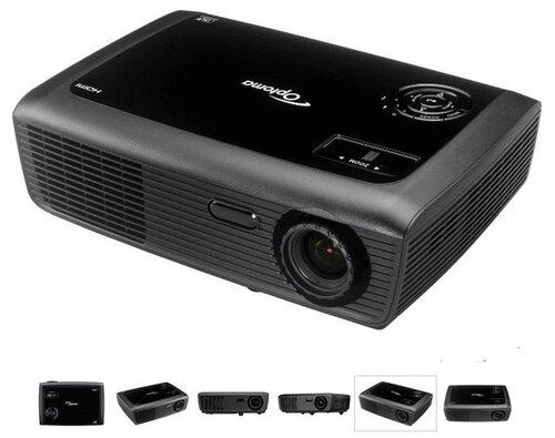 Весьма бюджетный 3D проектор Optoma HD600X