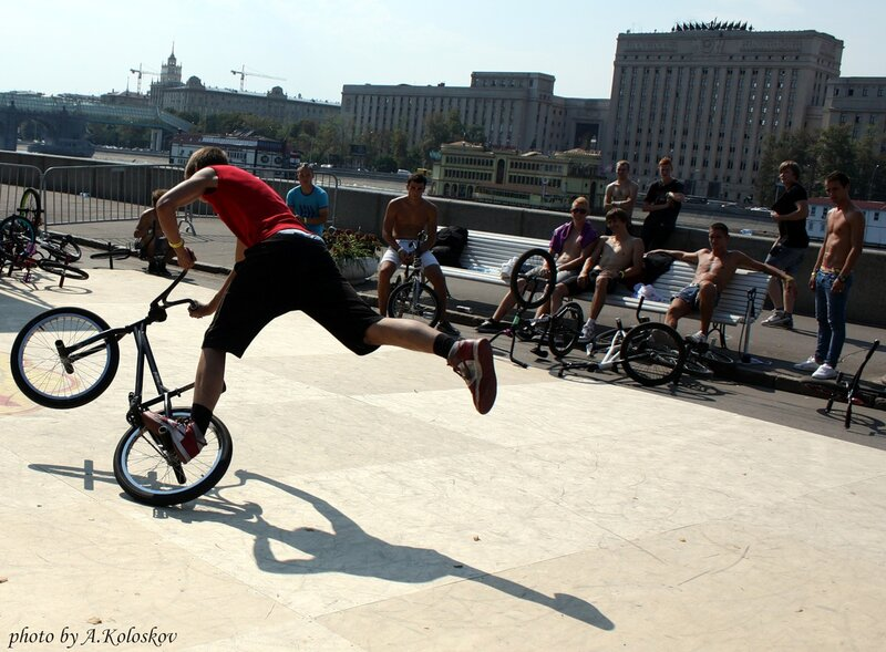 Adrenalin Games 2011 (flatland)