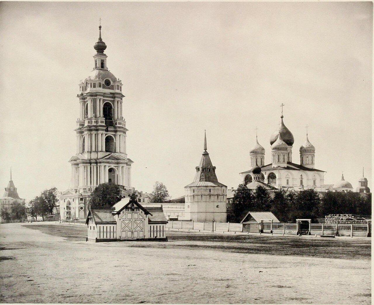 375. Новоспасский монастырь