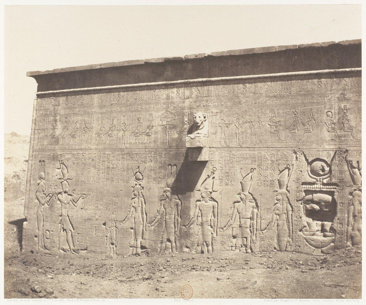 Дендера. Храм Исиды