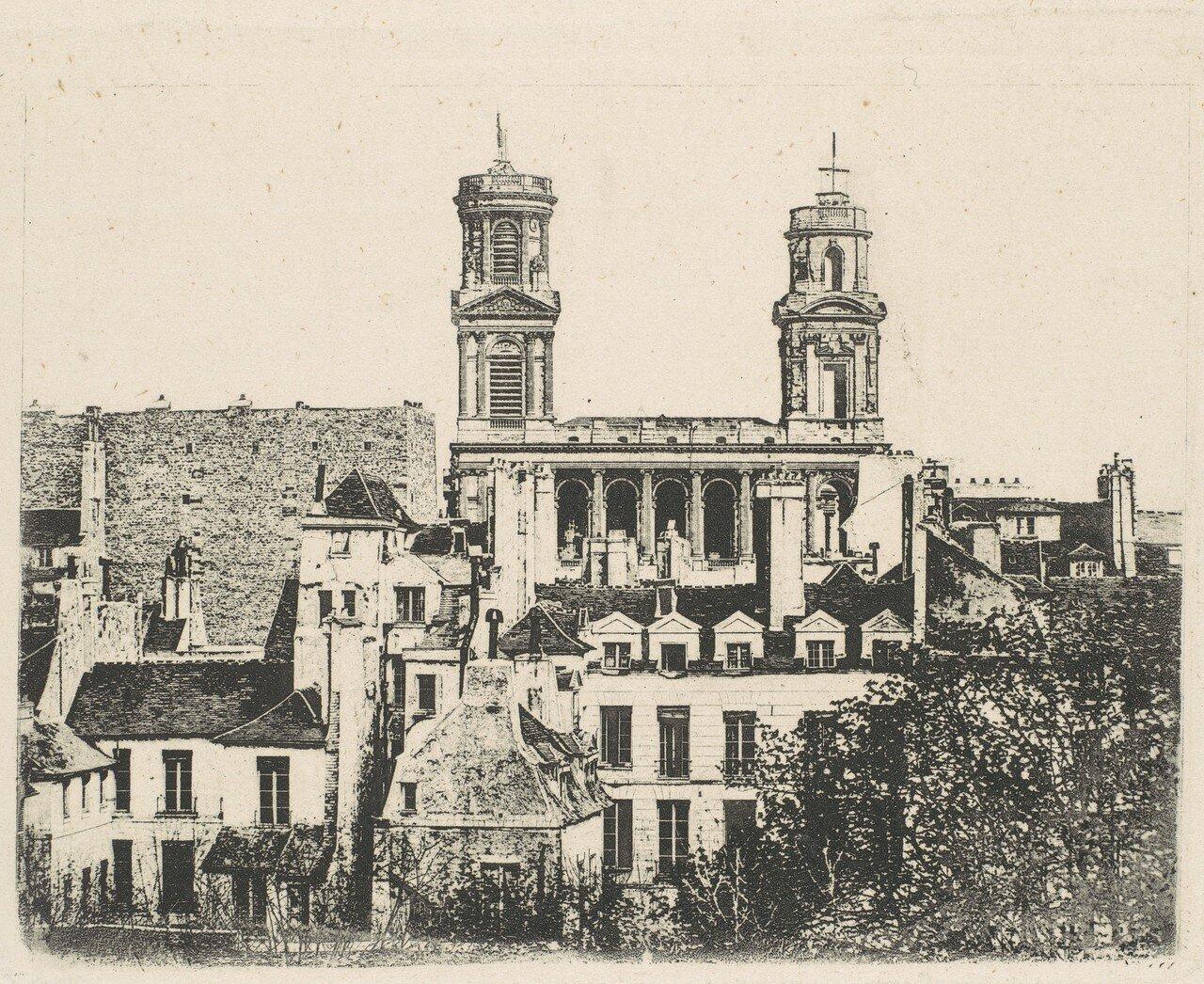 1841. Санкт-Сюльпис