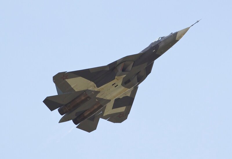 Т-50 Российский Stealth