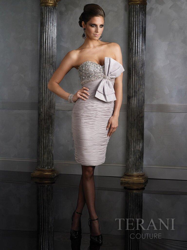 Самые яркие, изящные свадебные и вечерние платья в салонах Ля...