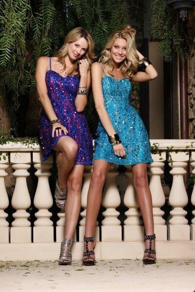Дизайнерские платья - Scala Evening 2011.