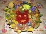 """Пузанова Лиза (рук. Пузанова Наталья Григорьевна) - """"Осенний гербарий"""""""
