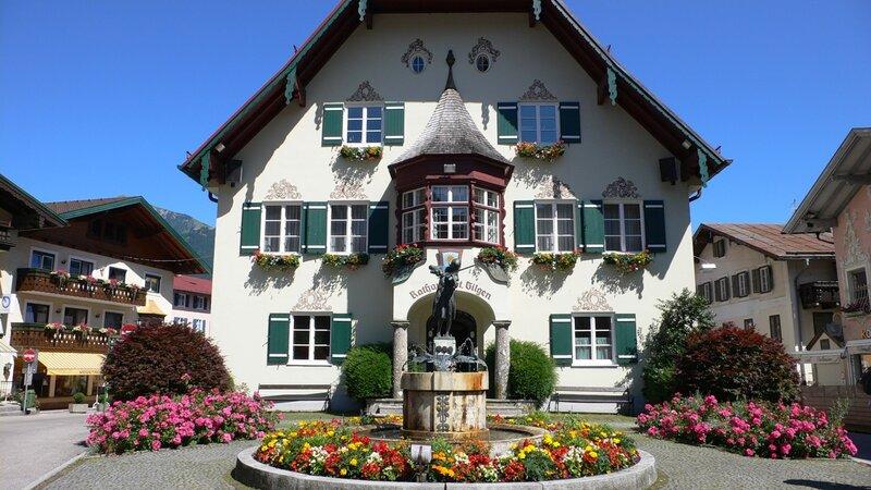 Австрия.г.Санкт-Гильген