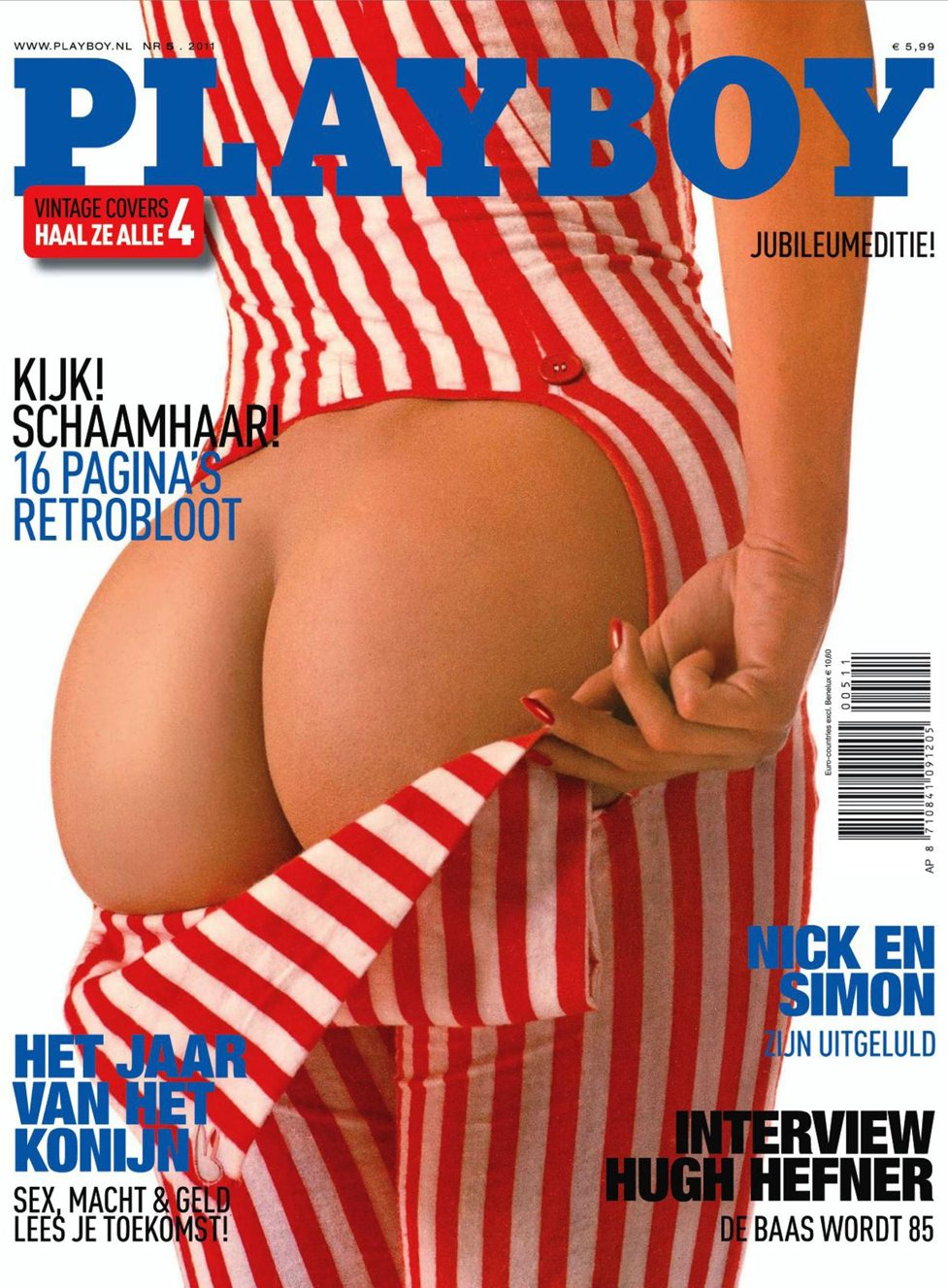 Playboy Netherlands may 2011