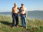 Прогулка вдоль берега Куйбышевского водохранилища
