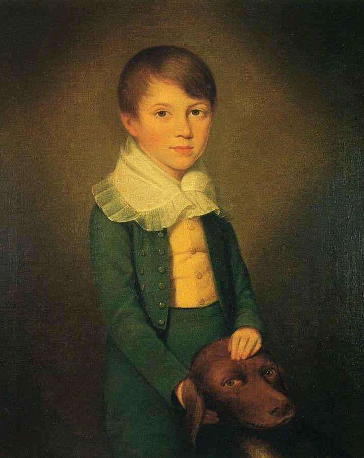 Рафаэль Пил. Осборн Спригг. 1820